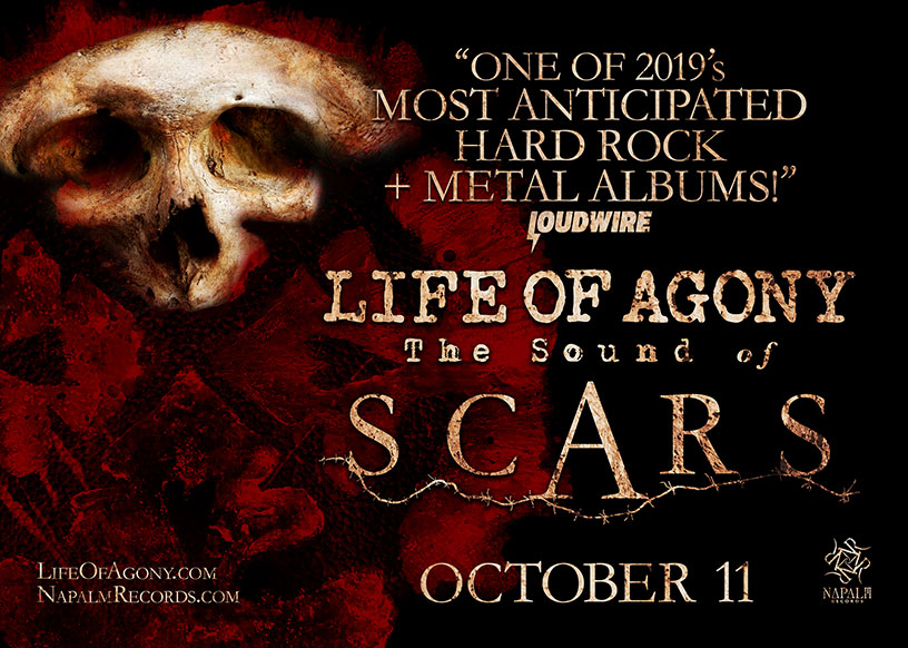 Life of Agony: Official Website